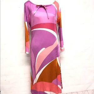 Emilio Pucci Print Dress